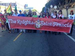 Columbus Day Parade 2014